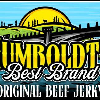 Humboldt's Best Brand Original Beef Jerky